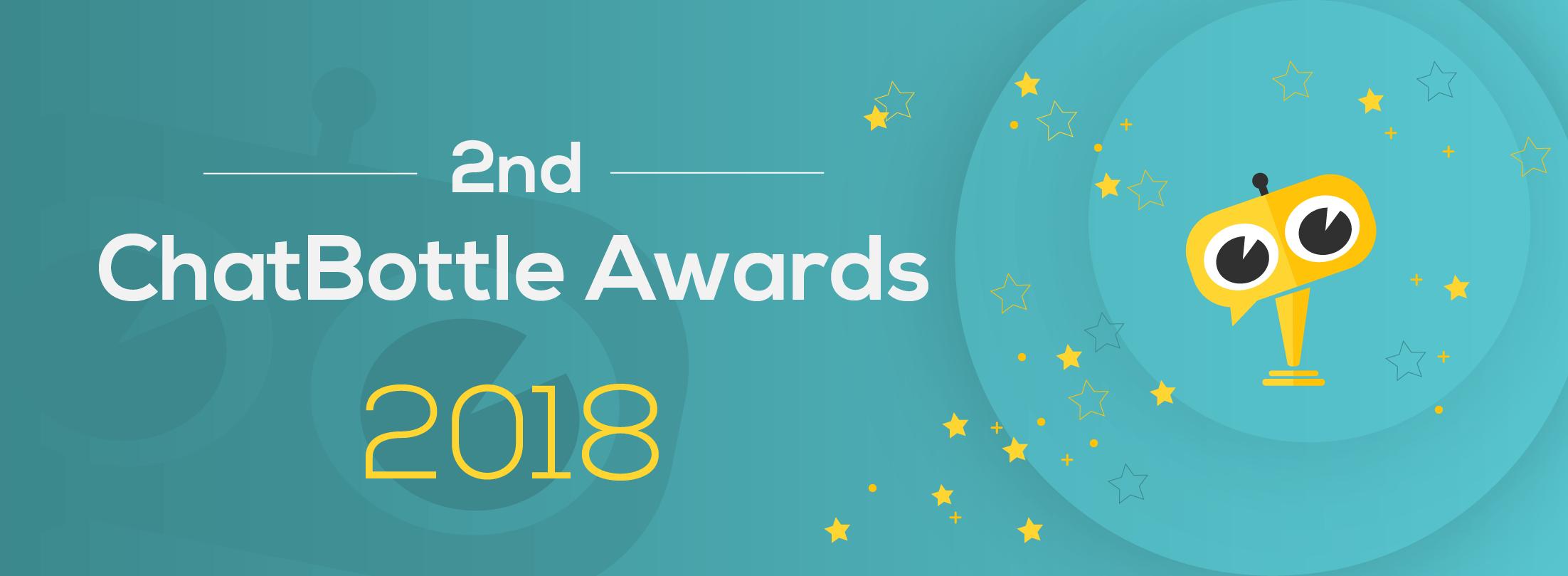 2nd ChatBottle Awards